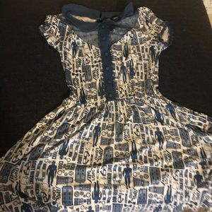 Adorable Doctor Who Dress